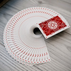 new bicycle cards - no 17 playing cards