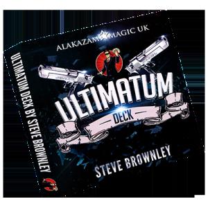 steve brownley ultimatum deck review