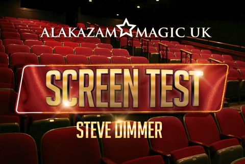 Steve Dimmer – Screen Test – review