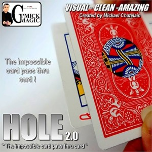 hole 2 by Mickael Chatelain - review