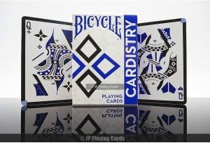 Bicycle Cardistry Playing Cards Blue