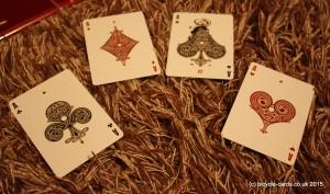 no 17 cards - aces