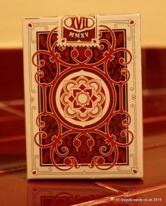 no 17 cards - back tuck case