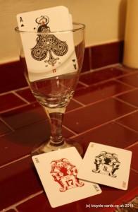 no 17 cards - jokers