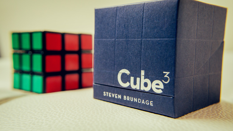 Steve Brundage – Cube 3 – review