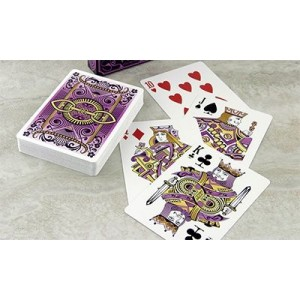 viola bicycle playing cards