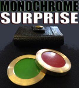 Monochrome Surprise