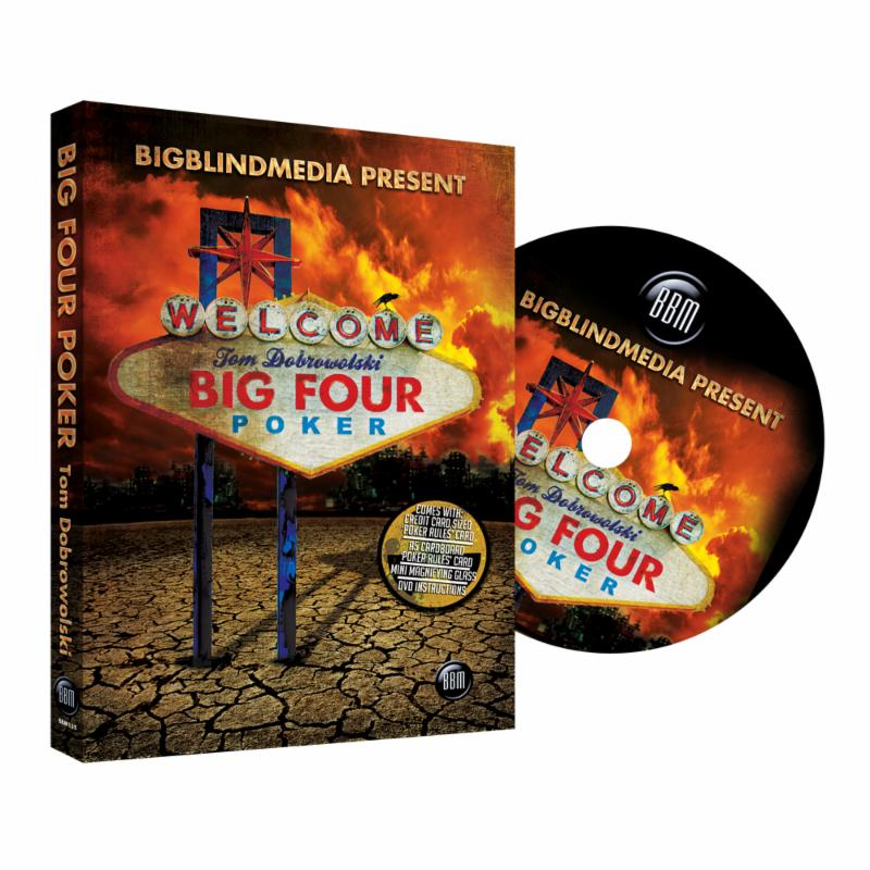 big four poker review