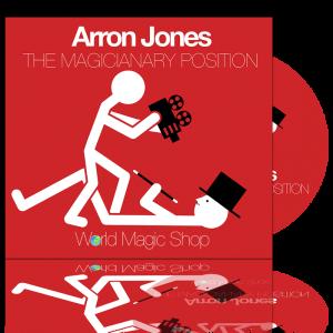 arron jones - magicianary position - review