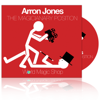 arron jones - magicianary position - review