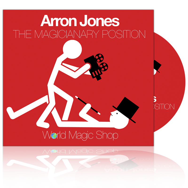 Arron Jones – The Magicianary Position – review