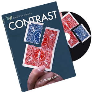 contrast - sansminds - card magic