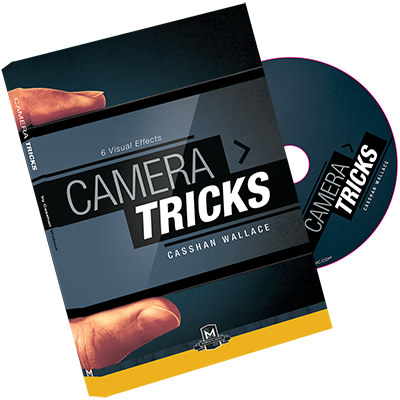 Casshan Wallace – Camera Tricks – review