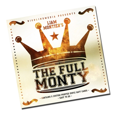 Liam Montier - The Full Monte - review
