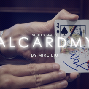 alcardmy mike liu