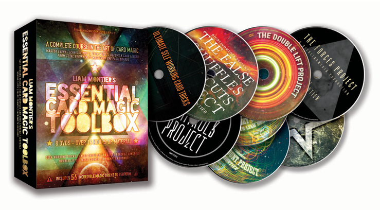 Liam Montier's Essential Card Magic Toolbox – mini review