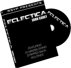 john carey eclectica review