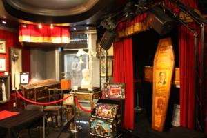 fantasma 2 - houdini museum
