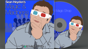 sean heydon magic and madness review