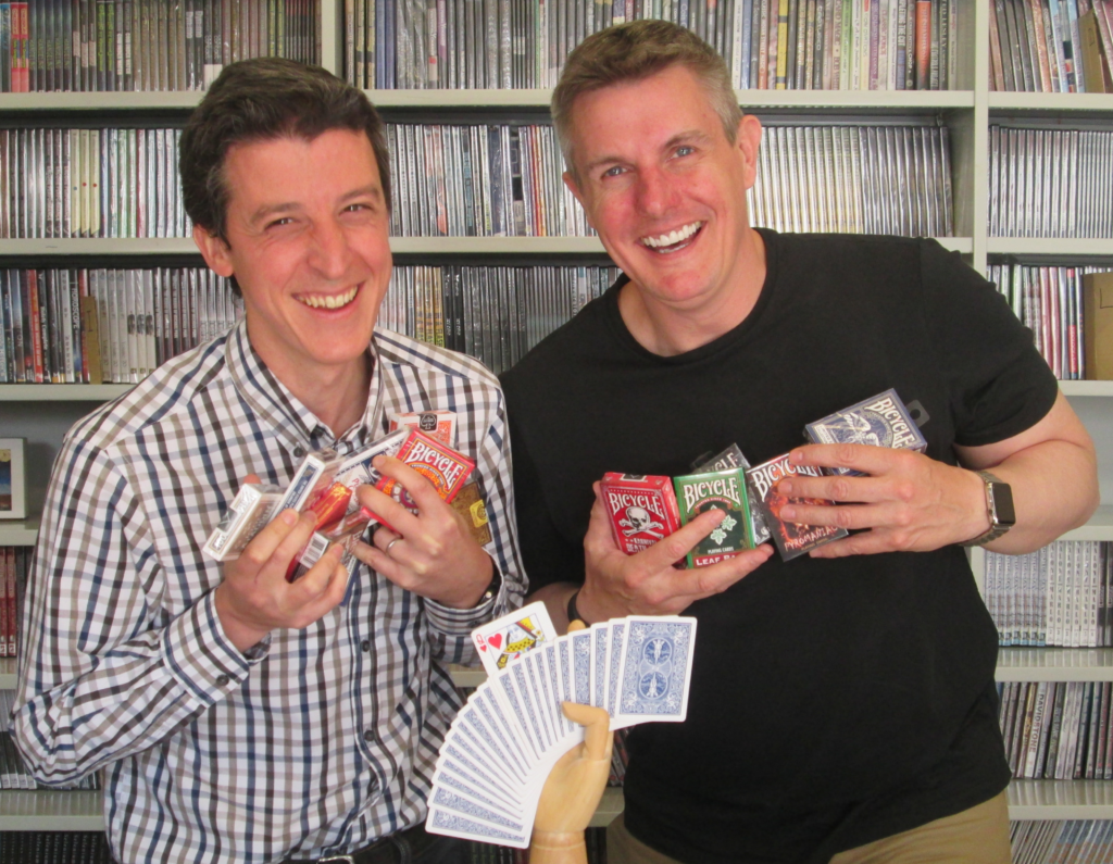 bicycle cards and merchant of magic announce new partnership