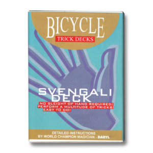 bicycle svengali deck - new to card magic