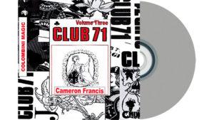 club-71-volume-3-dvd -cameron francis
