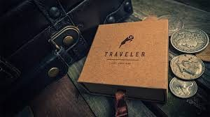 jeff copeland the traveler review - coin wallet - box