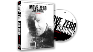 new to card magic - john bannon move zero series