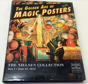 nielsen collection - golden age of magic posters