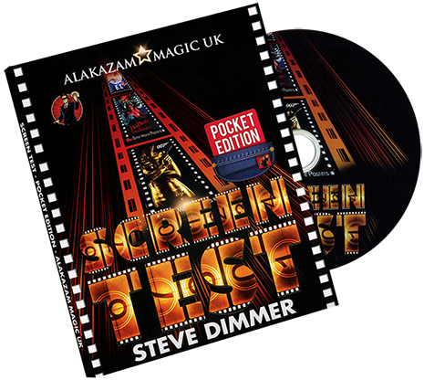 Steve Dimmer - Sceen Test Pocket Edition - review