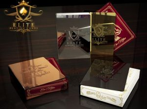 elite card clips
