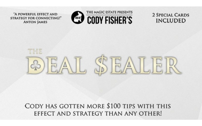 cody fisher deal sealer review