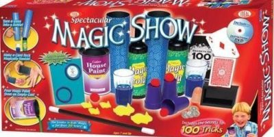 christmas magic sets ideas