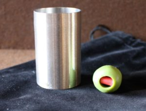 mike busby spirit measure chop cup review