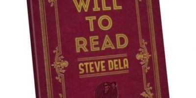 steve dela will to read review