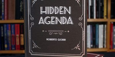 roberto giobbi - hidden agenda - review