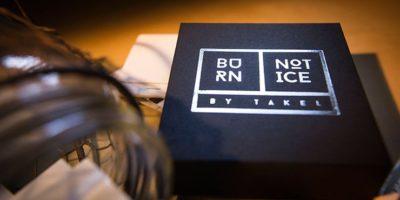 takel - burn notice - review - packaging