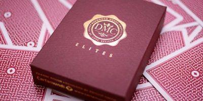 DMC Elites Rouge Marked Deck