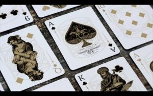 Don Quixote Vol 1 Playing Cards