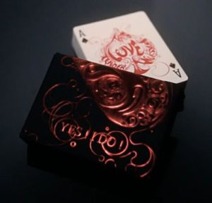Love Promise of Vow Red Deck
