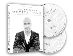 james went - meditations - review - cover