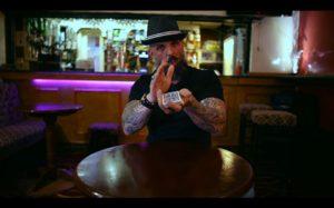 Matt Johnson The Journey review - bar shot