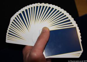 murphys magic signature noc blue back fan