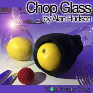 Alan Hudson Chop Glass magic