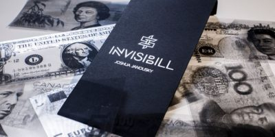 josh janousky - invisibill - review
