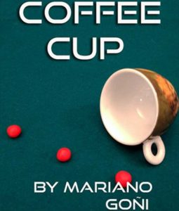 mariano goni - coffee cup magic review