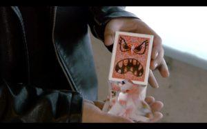 sans minds devour review cards falling out of box