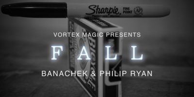 Banachek and Philip Ryan - Fall pen - review
