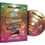 John Carey – Sublime Self Working Card Tricks – review