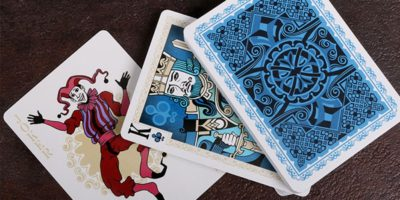 bicycle neoclassic playing cards by collectable playing cards